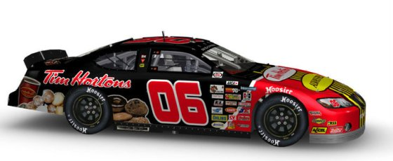 areca sim racing paint